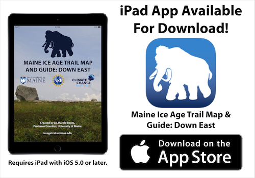 Ice Age Trail App